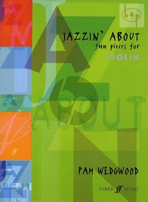 Jazzin' About Violin-Piano