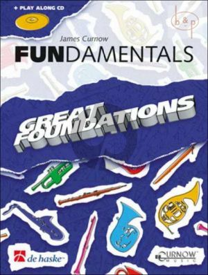 Fundamentals (Alto Sax./Baritone Sax. with Piano Accomp.)