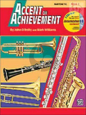 Accent on Achievement Vol.2 Baritone T.C.