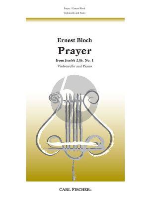 Prayer (No.1 from Jewish Life)
