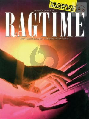 The Complete Piano Player Ragtime