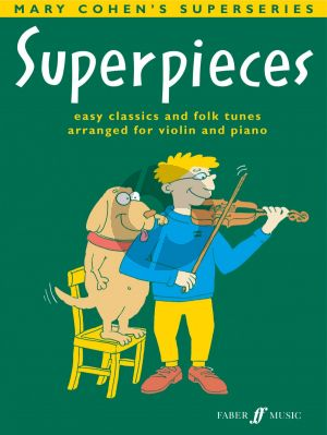 Cohen Superpieces (Easy Classics and Folk Tunes)