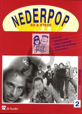 Nederpop 2 Ed & Steve Keyboard/Gitaar (arr. Ed Wennink en Stephan Mooibroek)