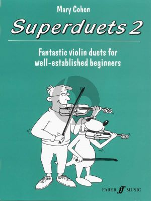 Cohen Superduets Vol. 2 for 2 Violins