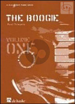 Triepels Boogie Vol.1 Piano solo