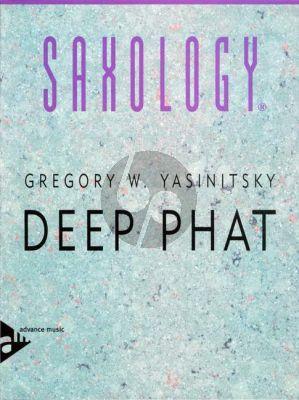 Yasinitsky Deep Phat 5 Saxophones (SATTB) (Score/Parts)