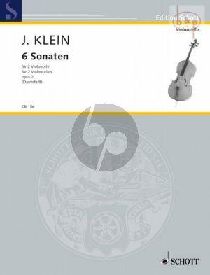 6 Sonaten Op.2