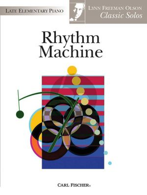 Freeman Olson Rhythm Machine Piano solo