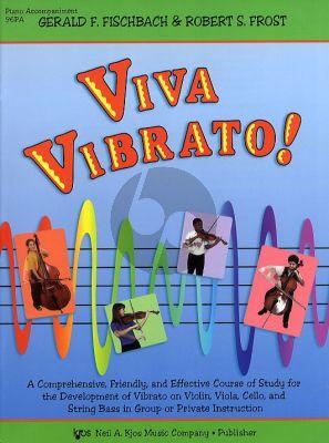 Frost-Fischbach Viva Vibrato! Piano Accompaniment