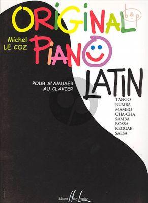 Le Coz Original Piano Latin
