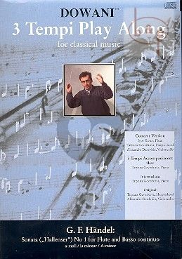 Hallenser Sonate No.1 a-moll