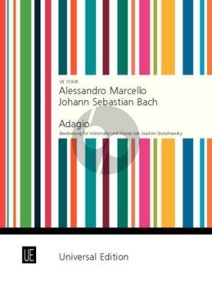 Marcello-Bach Adagio (BWV 974 / 2) (Stutschewsky)
