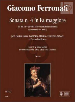 Sonata F-major