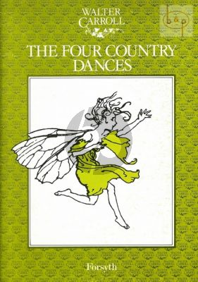 Carroll 4 Country-Dances for Piano