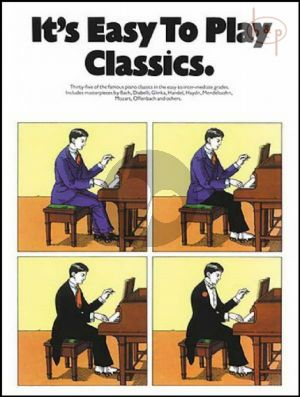 It's Easy to Play Classics Vol.1