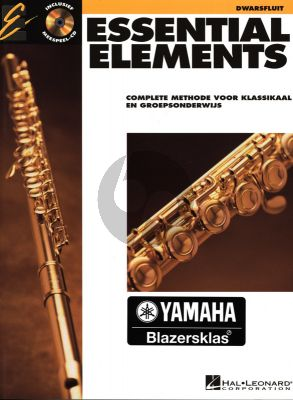 Essential Elements Vol.1 Fluit (Bk-Cd)