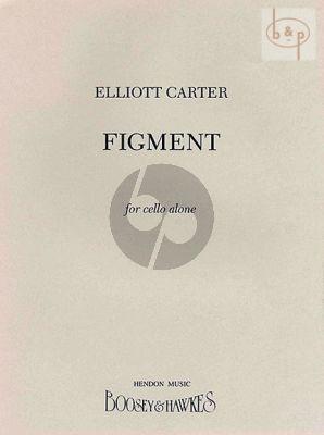 Figment 1 Violoncello solo