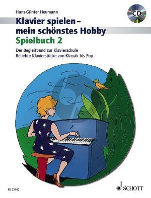 Heumann Klavier Spielen mein schönstes Hobby Spielbuch 2