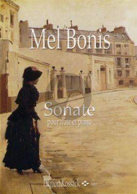 Bonis Sonate cis-moll Flote und Klavier (grade 4 - 5)