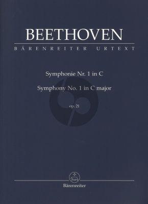 Symphonie nr.1 op.21 Taschenpart.