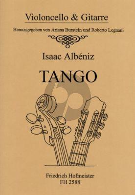 Albeniz Tango (from Espana Op.165) Violoncello-Guitar (arr. Ariana Burstein and Roberto Legnani)