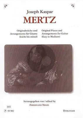 Mertz Originalstucke und Arrangements Gitarre (Ferdinand Neges)