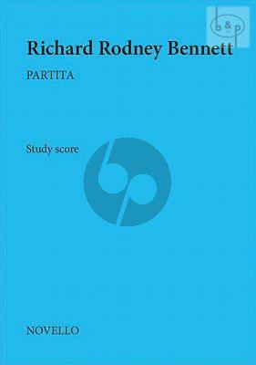 Partita for Orchestra