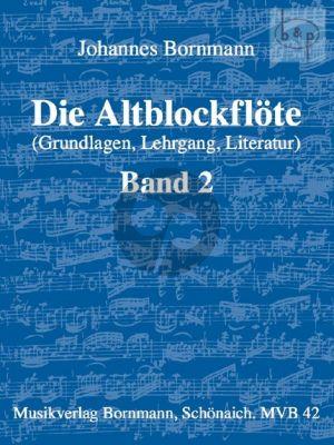 Die Altblockflote Vol.2