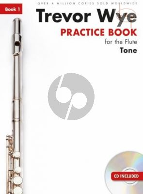Practice Book for the Flute Vol.1 Tone