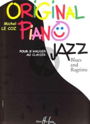Le Coz Original Piano Jazz Blues & Ragtime
