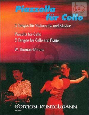 Piazzolla fur Cello