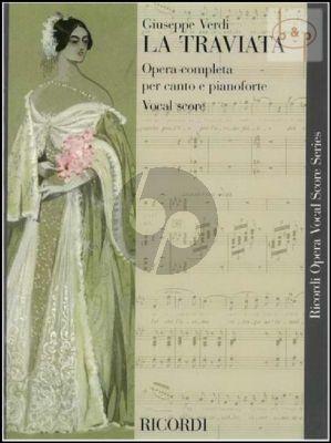 La Traviata (Vocal Score)