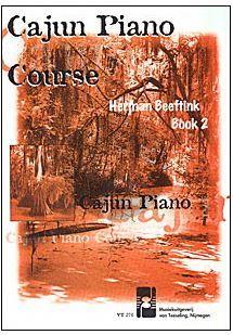Beeftink Cajun Piano Course Vol.2
