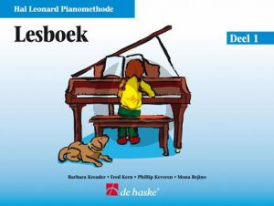 Piano Methode Vol.1 Lesboek (Alleen het Boek) (Barbara Kreader - Fred Kern - Phillip Keveren)