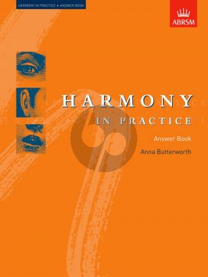 Butterworth Harmony in Practice Answer Book (paperback)