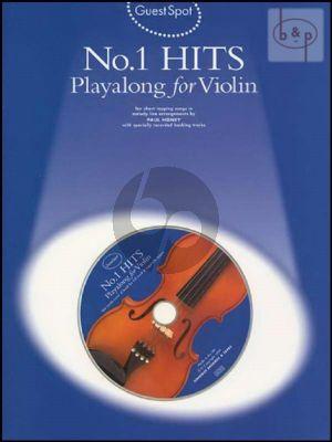 Guest Spot No.1 Hits Playalong (Violin)