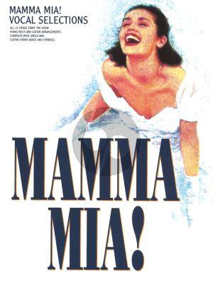 Abba Mamma Mia Vocalselections (Piano/Vocal/Guitar)