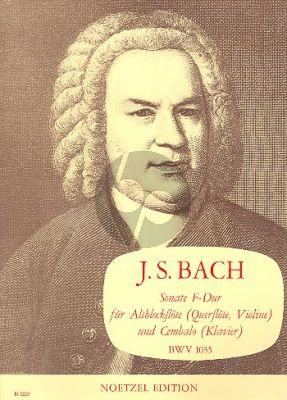 Sonata f-dur BWV 1035