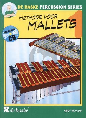 Bomhof Methode Voor Mallets Vol.1 (Bk-Cd)