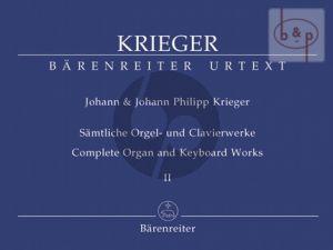 Samtliche Orgel & Clavierwerke Vol.2
