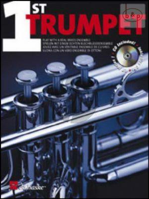 1st Trumpet (Bk-Cd)