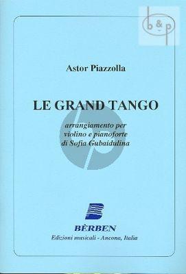 Grande Tango Violin-Piano