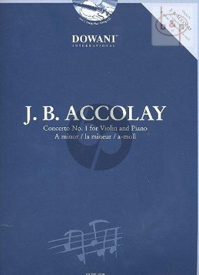 Concerto a-minor No.1 (Violin-Piano)