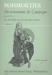 Divertissement de Campagne Op.49 No.2