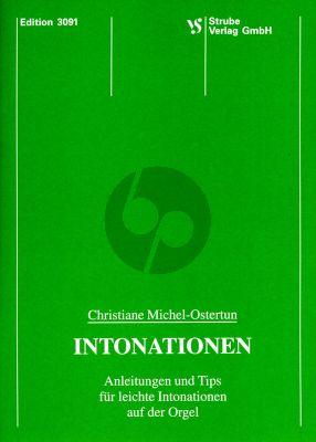 Michel-Ostertun Intonationen - Anleitungen und Tips Orgel