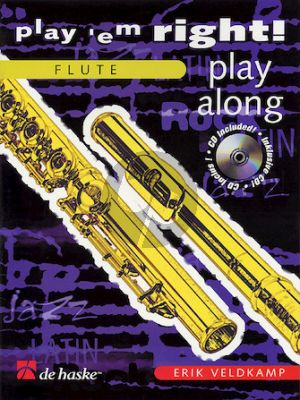 Play 'em Right - Play Along for Flute