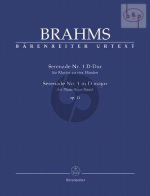 Serenade No.1 D-dur Op.11