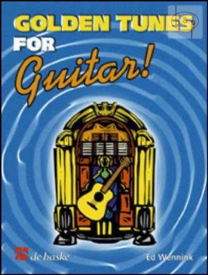 Golden Tunes for Guitar! (Bk-Cd)