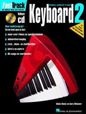 Nely-Meisner FastTrack Keyboard Vol.2 (Bk-Cd) (Ned.)