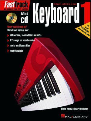 Neely-Meisner FastTrack Keyboard Vol.1 (Bk-Cd) (Ned.)